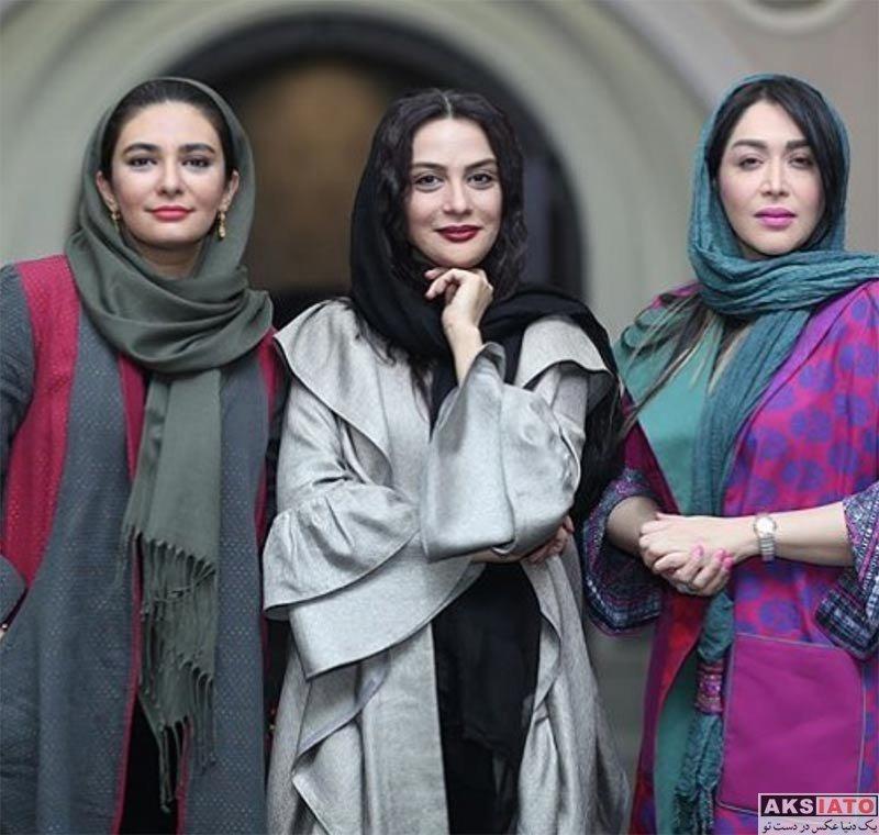 بازیگران بازیگران زن ایرانی  مارال فرجاد در افتتاحیه پردیس سینمایی گلشن (4 عکس)