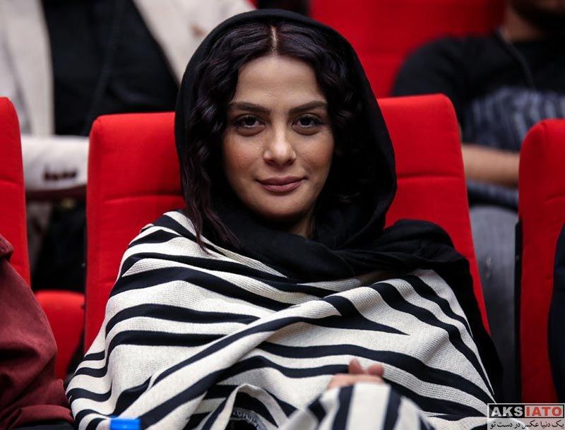 بازیگران بازیگران زن ایرانی  مارال فرجاد در اکران خصوصی فیلم لونه زنبور (5 عکس)