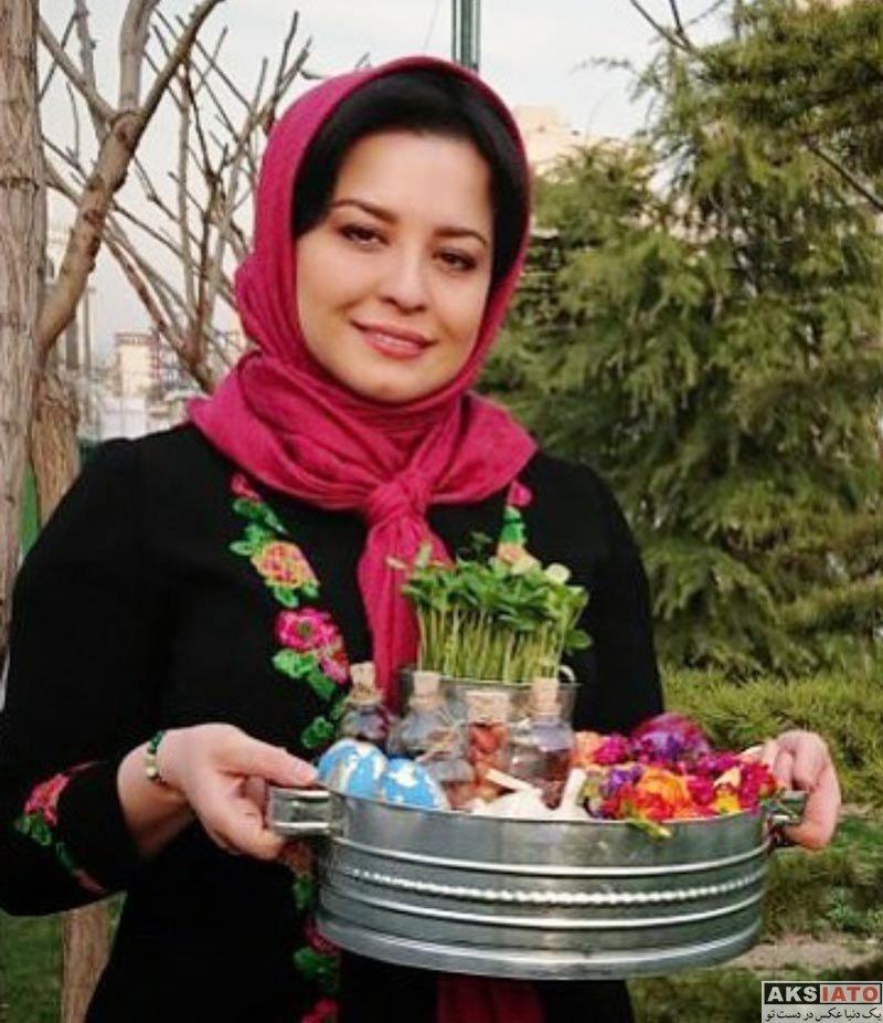 بازیگران بازیگران زن ایرانی  عکس های مهراوه شریفی نیا و مریم کاویانی ویژه نوروز 97