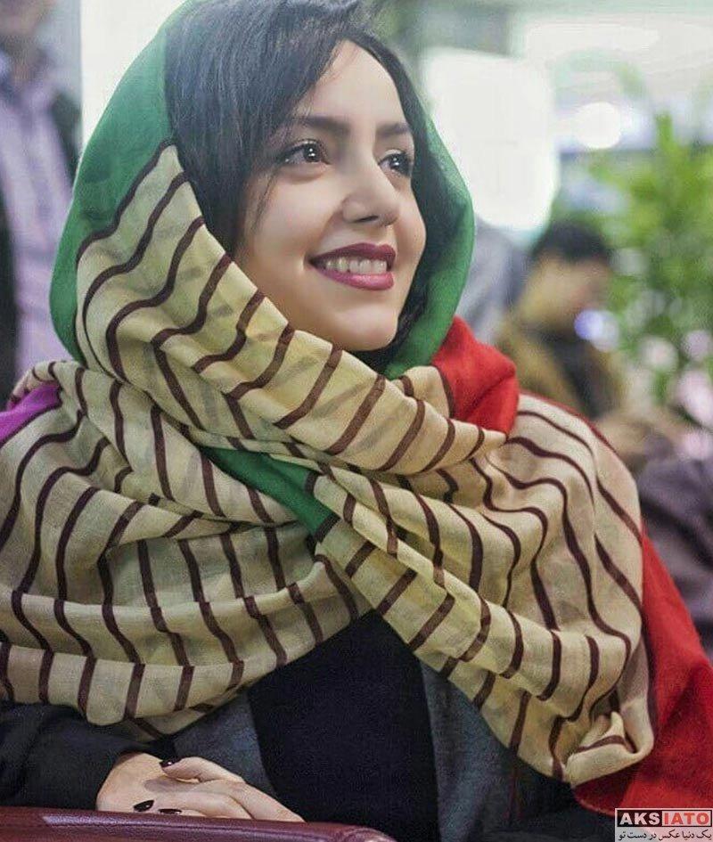 بازیگران بازیگران زن ایرانی  نازنین بیاتی در اکران مردمی فیلم مادری (6 عکس)