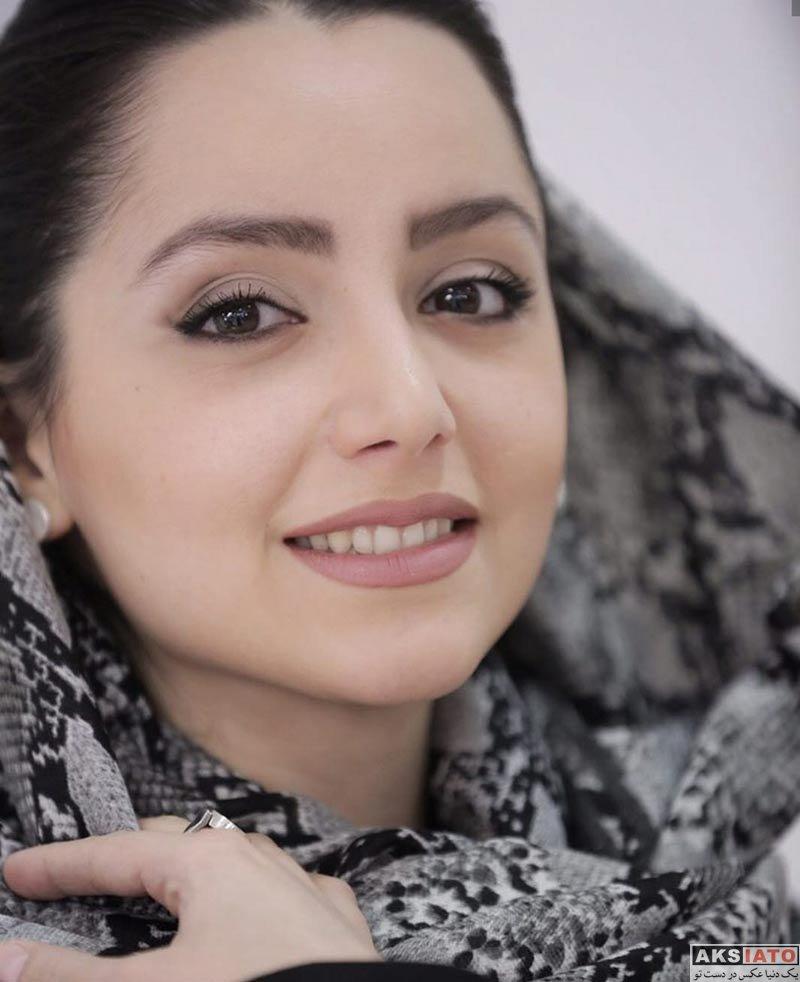 بازیگران بازیگران زن ایرانی  نازنین بیاتی در اکران خصوصی فیلم لونه زنبور (6 عکس)