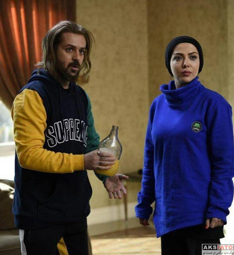 بازیگران بازیگران زن ایرانی  لیلا اوتادی و احمد مهرانفر در فیلم کاتیوشا (4 عکس)