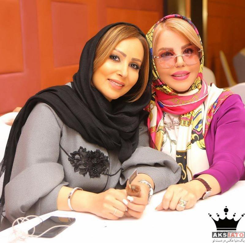 بازیگران بازیگران زن ایرانی  پرستو صالحی در مراسم بزرگداشت زن و مقام مادر (4 عکس)