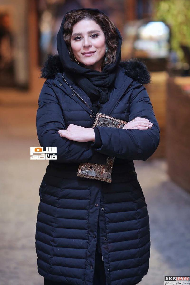 بازیگران بازیگران زن ایرانی  سحر دولتشاهی در اکران مردمی فیلم اسرافیل (۷ عکس)
