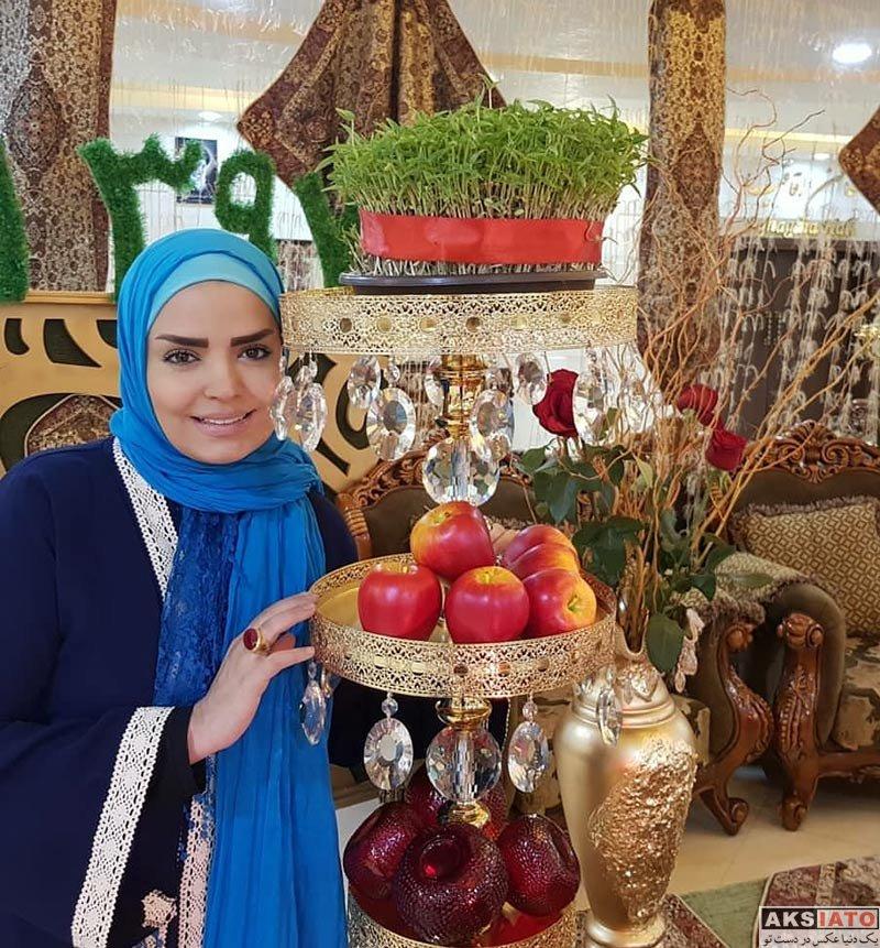 بازیگران بازیگران زن ایرانی  عکس های سپیده خداوردی ویژه نوروز 97