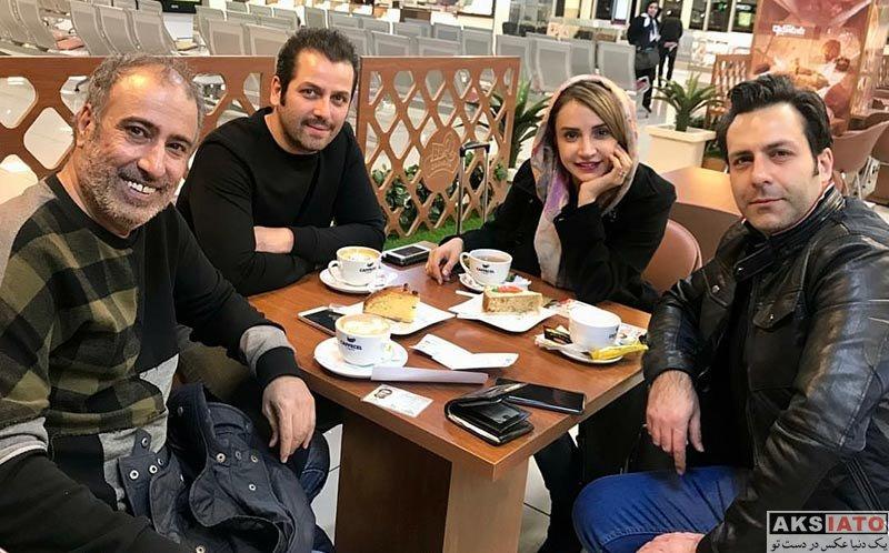 بازیگران بازیگران زن ایرانی  عکس های شبنم قلی خانی در اسفند ماه ۹۶ (8 تصویر)