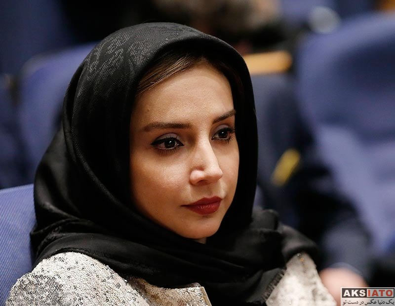 بازیگران بازیگران زن ایرانی  شبنم قلی خانی در چهارمین جشنواره جام جم (3 عکس)