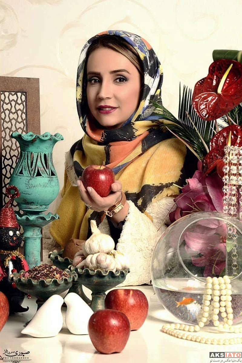 بازیگران بازیگران زن ایرانی  عکس های شبنم قلی خانی ویژه عید نوروز ۹۷