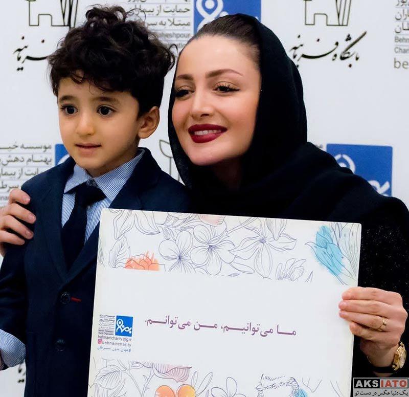 بازیگران بازیگران زن ایرانی  عکس های شیلا خداداد در اسفند ماه ۹۶ (10 تصویر)
