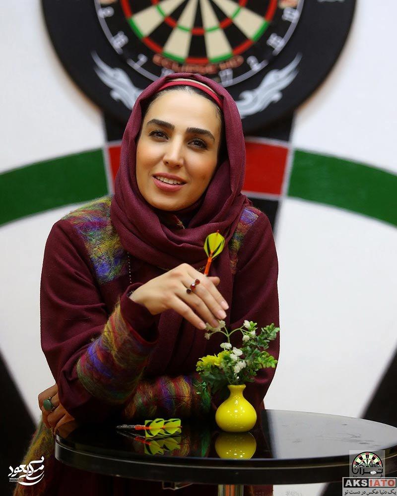 بازیگران بازیگران زن ایرانی  سوگل طهماسبی در خانه دارت ایران (6 عکس)