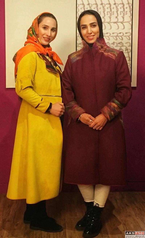 بازیگران بازیگران زن ایرانی  سوگل طهماسبی در گالری لباس مهر (6 عکس)