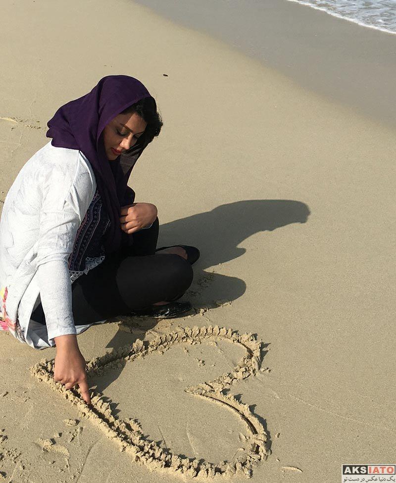 بازیگران بازیگران زن ایرانی  ژاله درستکار بازیگر سریال تعطیلات رویایی در کیش (6 عکس)