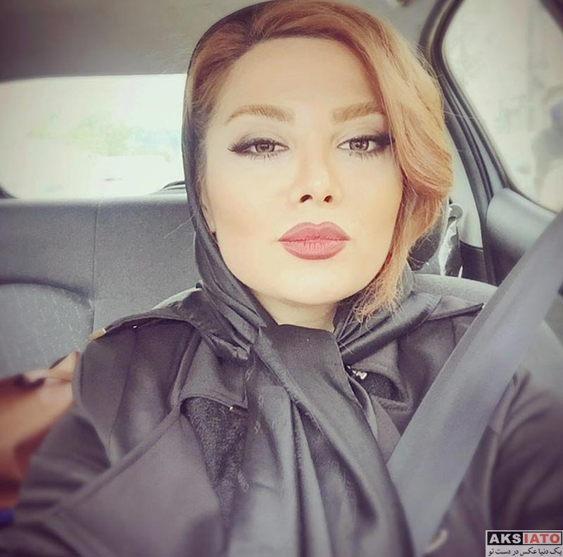 بازیگران بازیگران زن ایرانی  مونا فائض پور همسر جدید احمد مهرانفر (8 عکس)