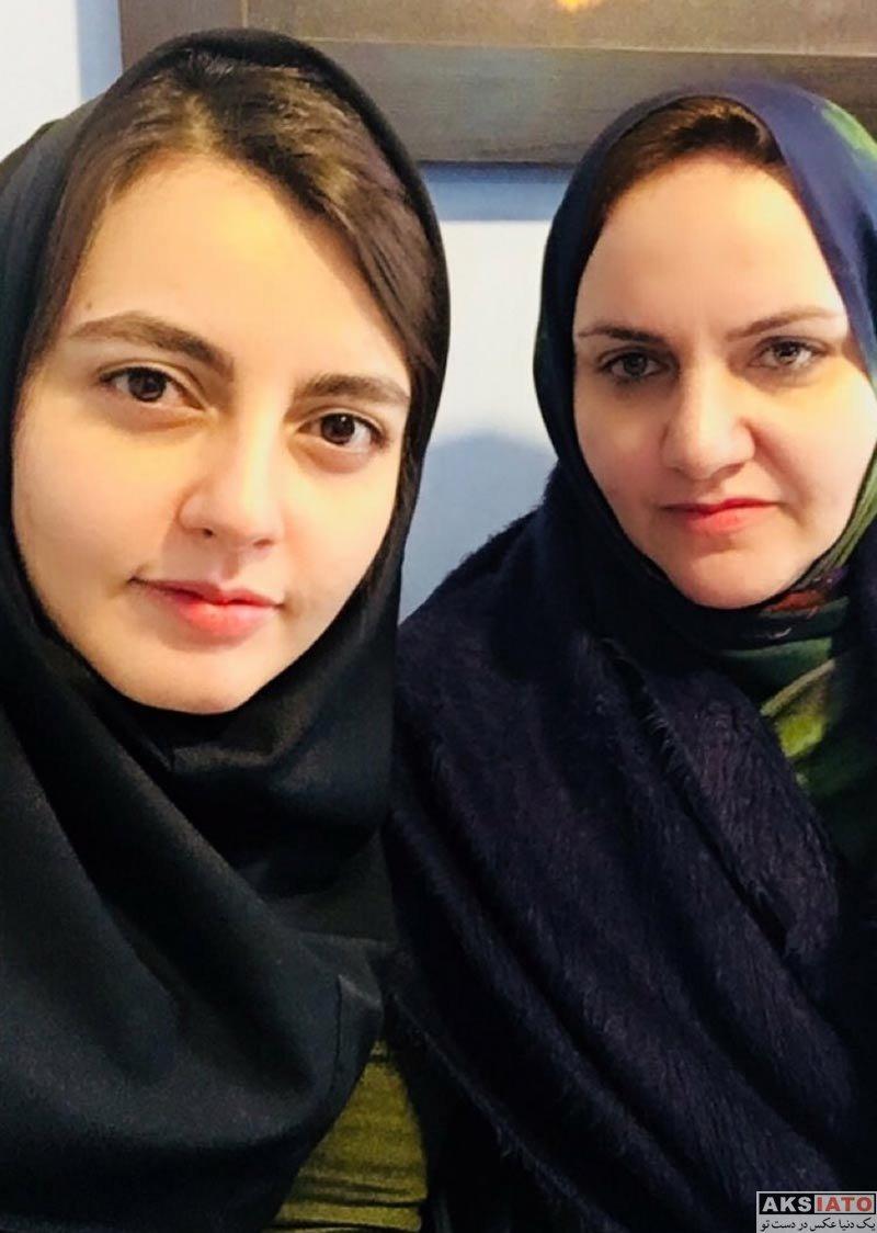 بازیگران بازیگران زن ایرانی  عکس های افسانه کمالی در فروردین ماه 97 (6 تصویر)