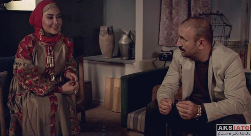 بازیگران بازیگران زن ایرانی  مدل لباس های آنا نعمتی در فیلم سینمایی ماحی (4 عکس)