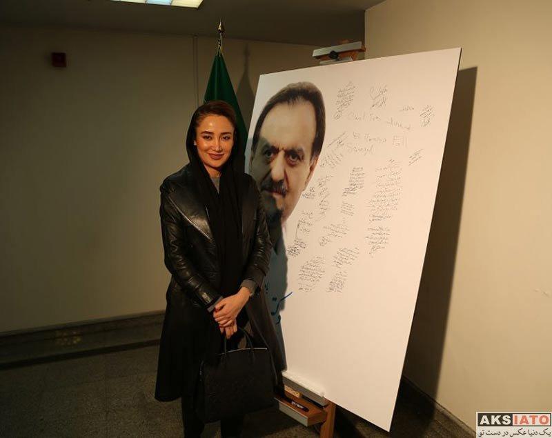بازیگران بازیگران زن ایرانی  بهاره افشاری در همایش بین المللی بنیاد بیماری های نادر (۴ عکس)
