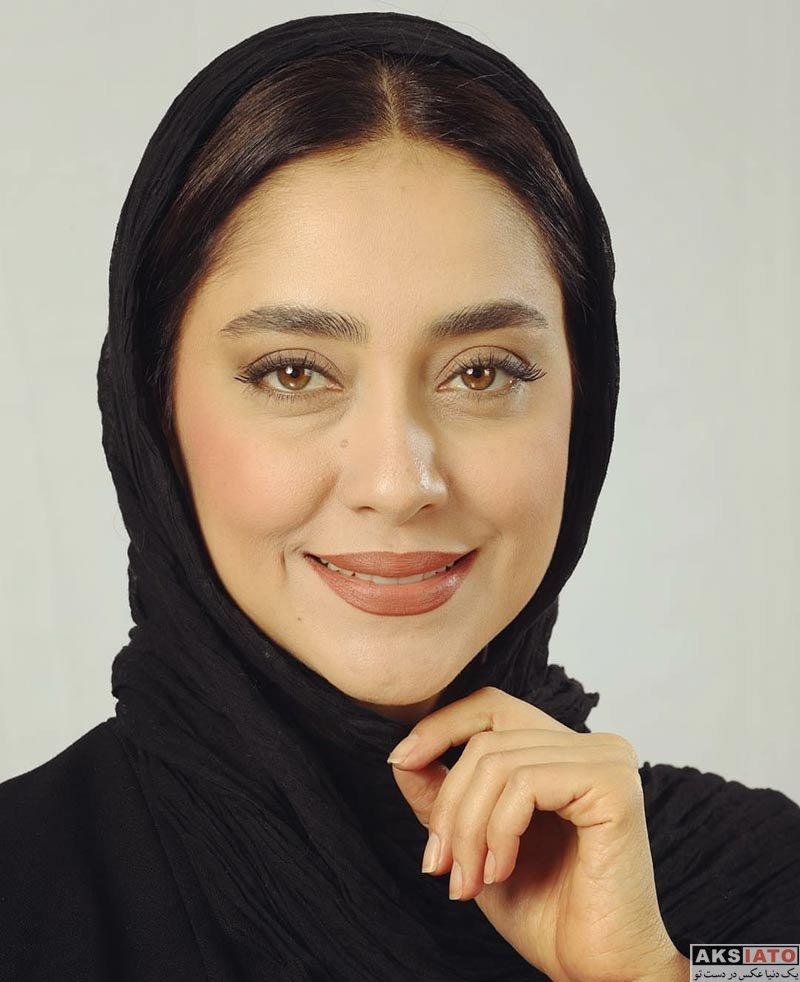 بازیگران بازیگران زن ایرانی  عکس های بهاره کیان افشار در فروردین ماه 97 (8 عکس)