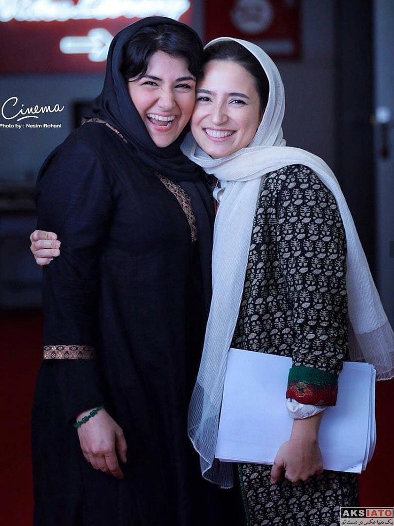 جشنواره جهانی فیلم فجر  باران کوثری در روز هفتم ۳۶مین جشنواره جهانی فیلم فجر (4 عکس)