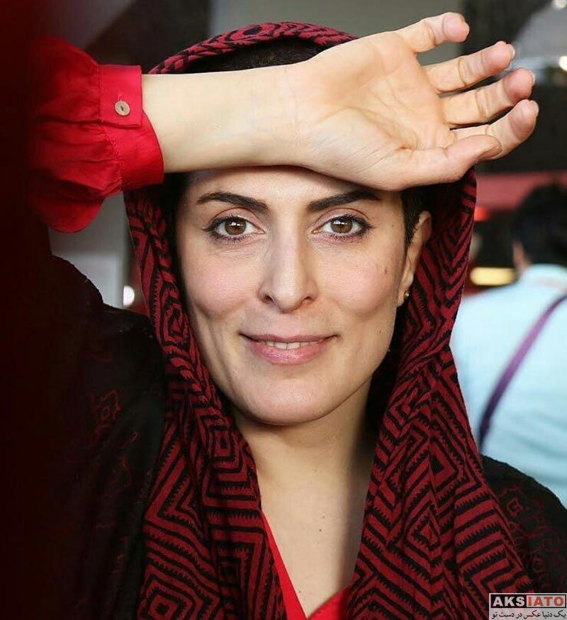 جشنواره جهانی فیلم فجر  بهناز جعفری در سی و ششمین جشنواره جهانی فیلم فجر (3 عکس)