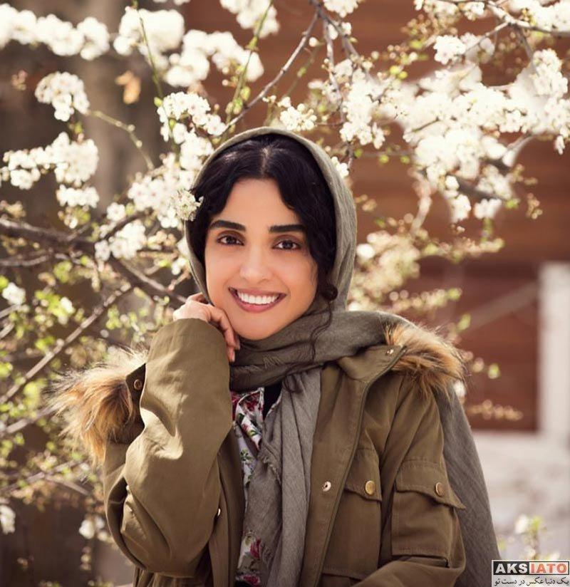 بازیگران بازیگران زن ایرانی  عکس های الهه حصاری در فروردین ماه 97 (8 تصویر)