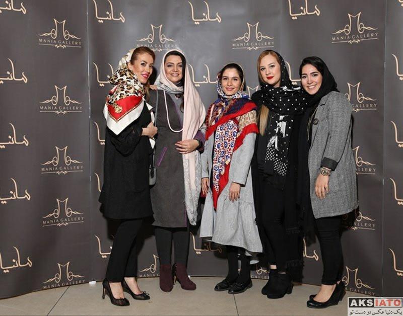 بازیگران بازیگران زن ایرانی  الهام پاوه نژاد در گالری طلای مانیا (4 عکس)