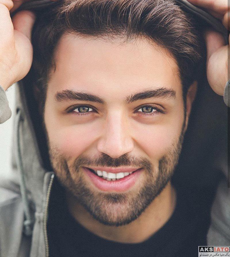بازیگران بازیگران مرد ایرانی  ارمیا قاسمی بازیگر نقش ستار در سریال کوبار (8 عکس)