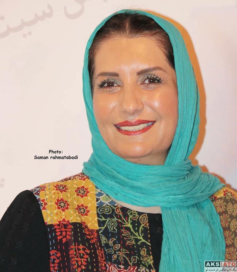 بازیگران بازیگران زن ایرانی  فریبا کوثری در جشن تولد ۸۸ سالگی محمدعلی کشاورز (3 عکس)