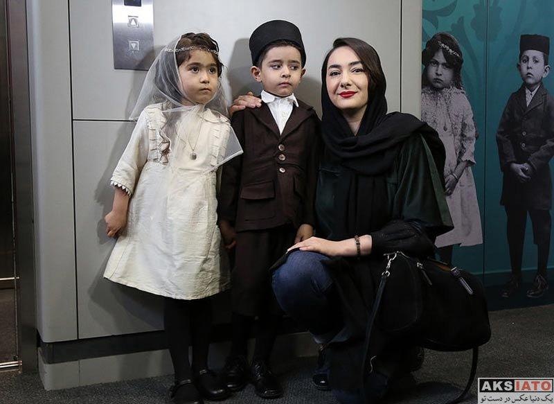 جشنواره جهانی فیلم فجر  هانیه توسلی در روز پنجم ۳۶مین جشنواره جهانی فیلم فجر (4 عکس)