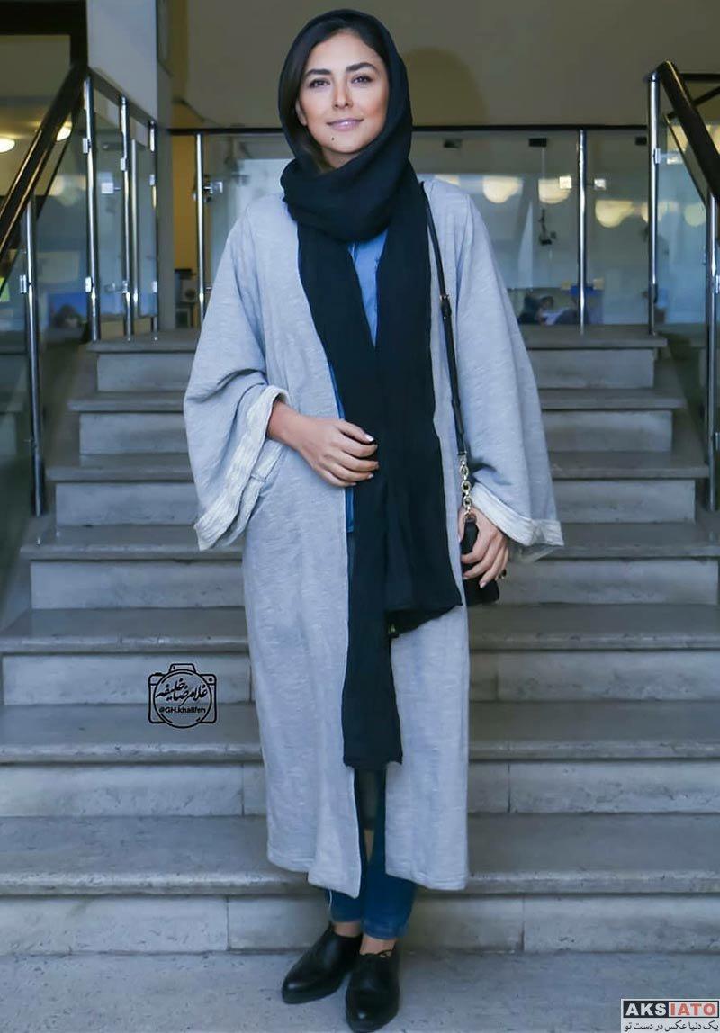 بازیگران بازیگران زن ایرانی  عکس های هدی زین العابدین در فروردین ماه 97 (8 تصویر)