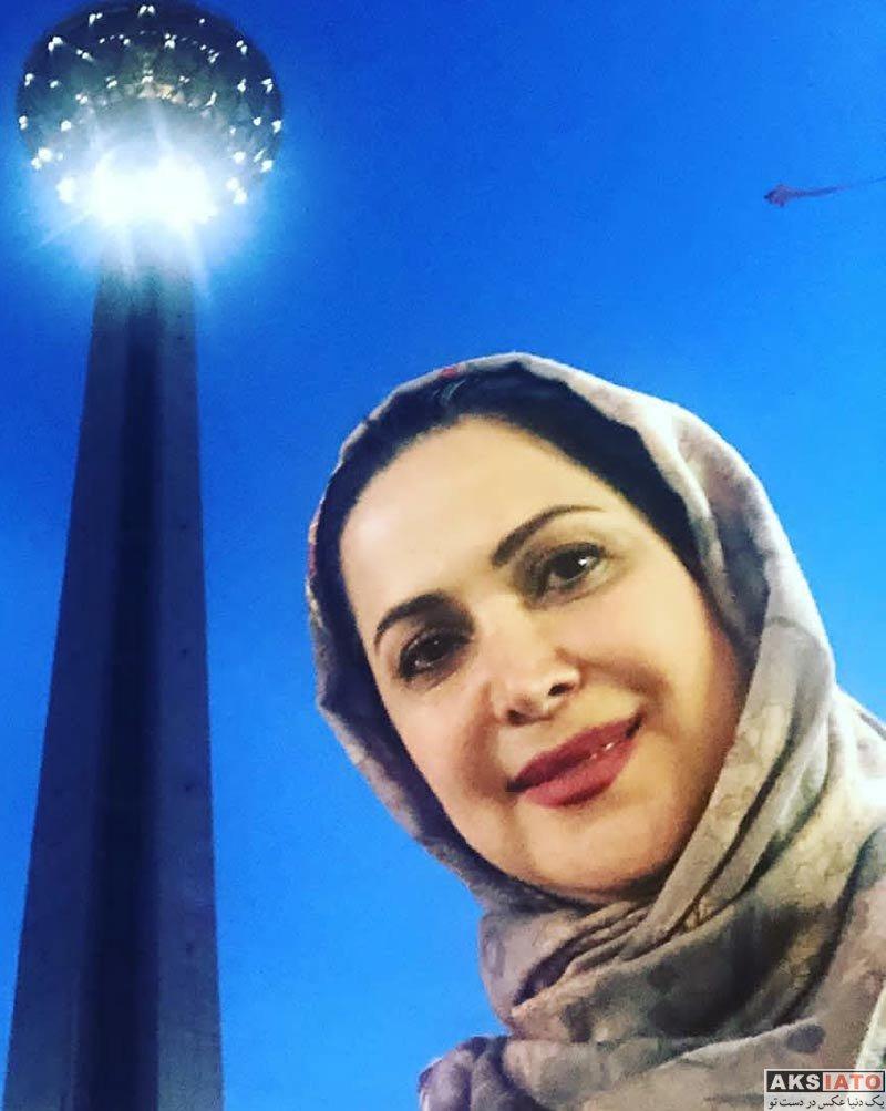 بازیگران بازیگران زن ایرانی  عکس های کمند امیرسلیمانی در فروردین ماه 97 (6 تصویر)