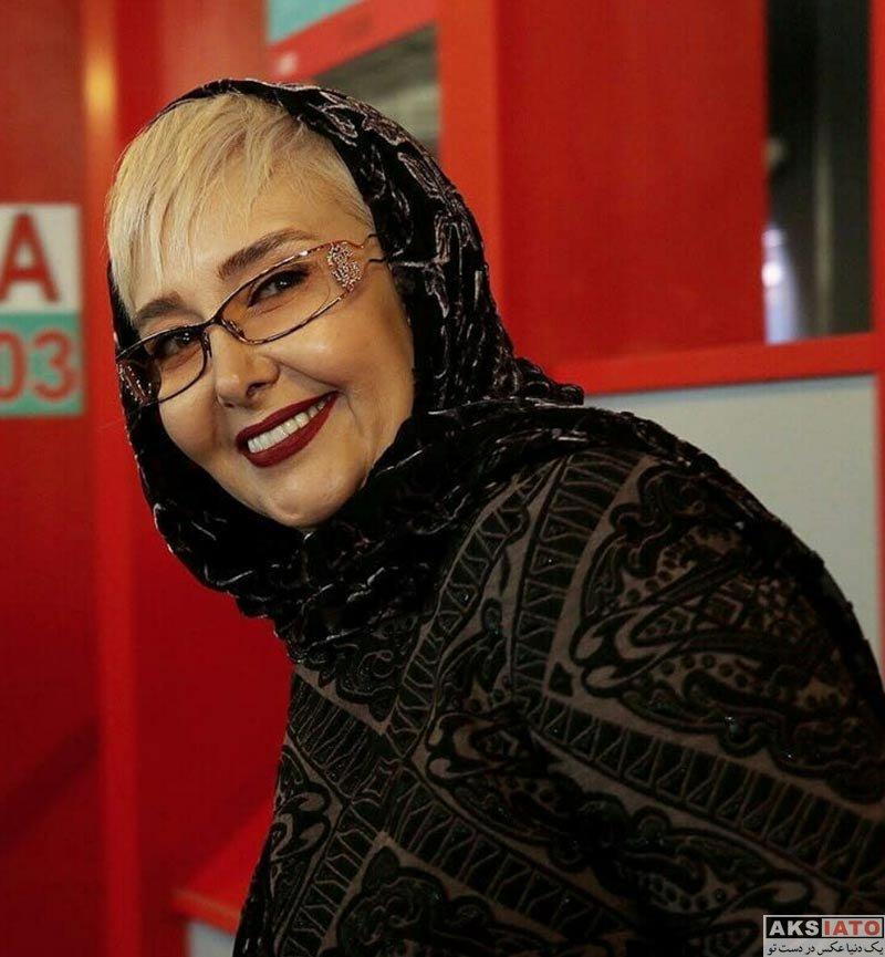 جشنواره جهانی فیلم فجر  کتایون ریاحی در سی و ششمین جشنواره جهانی فیلم فجر (۴ عکس)