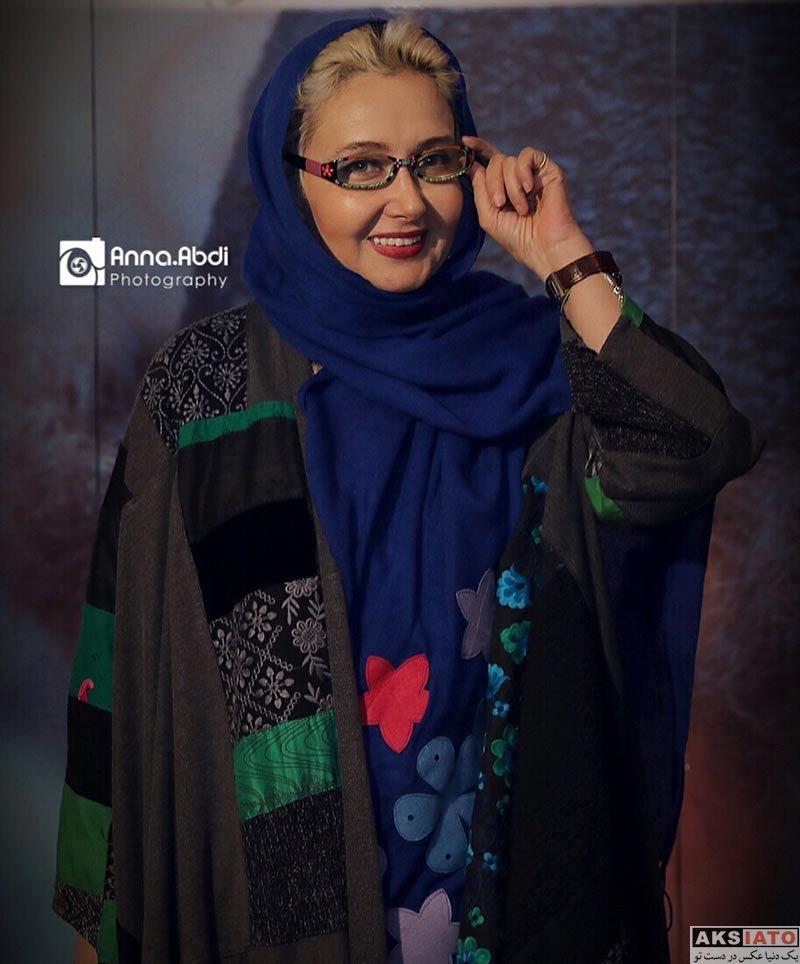 بازیگران بازیگران زن ایرانی  کتایون ریاحی در جشن تولد ۸۸ سالگی محمدعلی کشاورز (5 عکس)