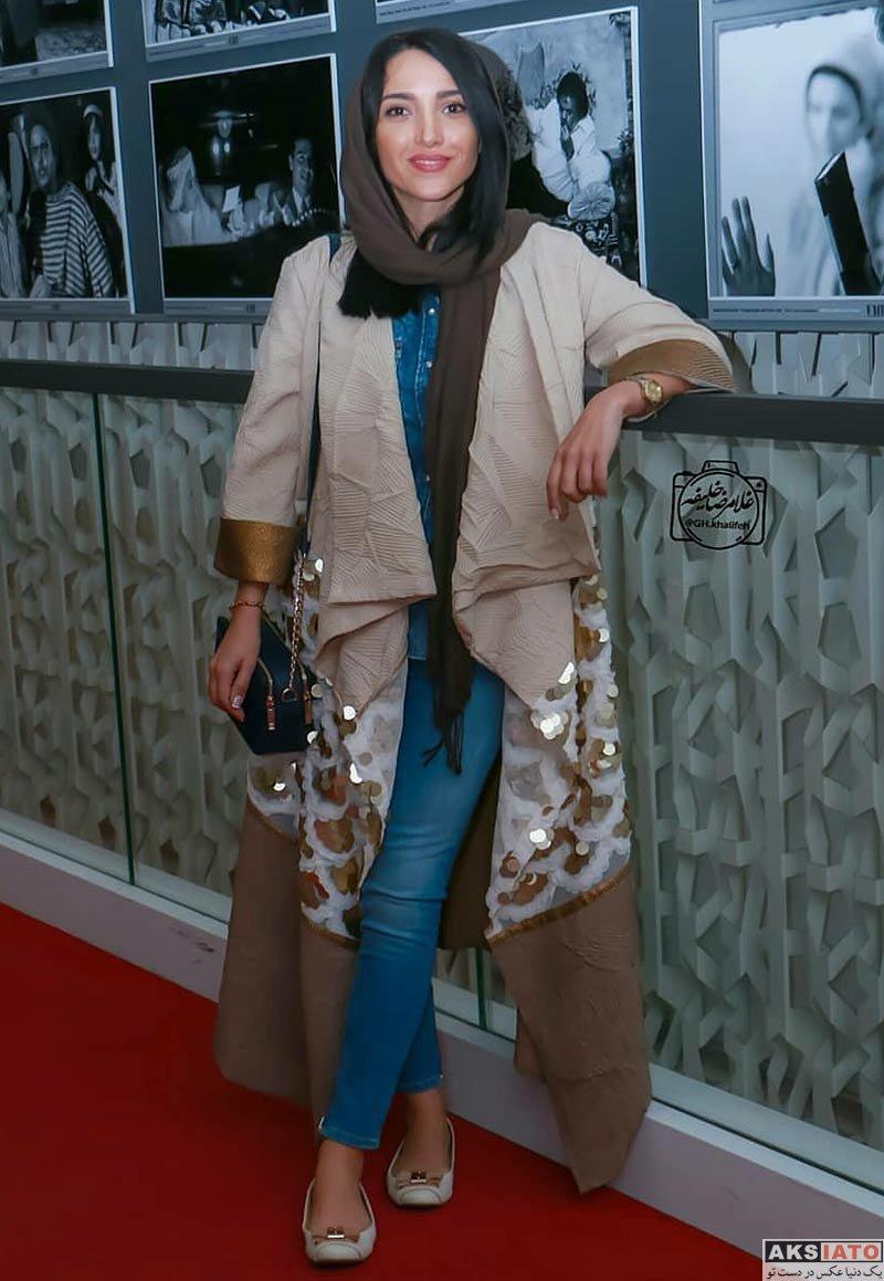 جشنواره جهانی فیلم فجر  خاطره اسدی در روز سوم ۳۶مین جشنواره جهانی فیلم فجر (۴ عکس)