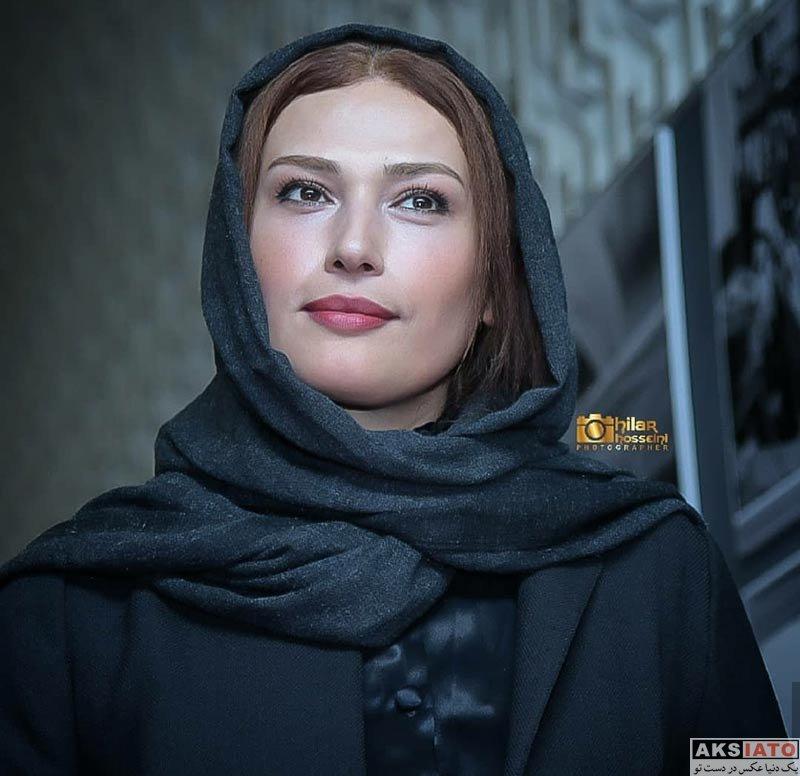 جشنواره جهانی فیلم فجر  لادن مستوفی در سی و ششمین جشنواره جهانی فیلم فجر (6 عکس)