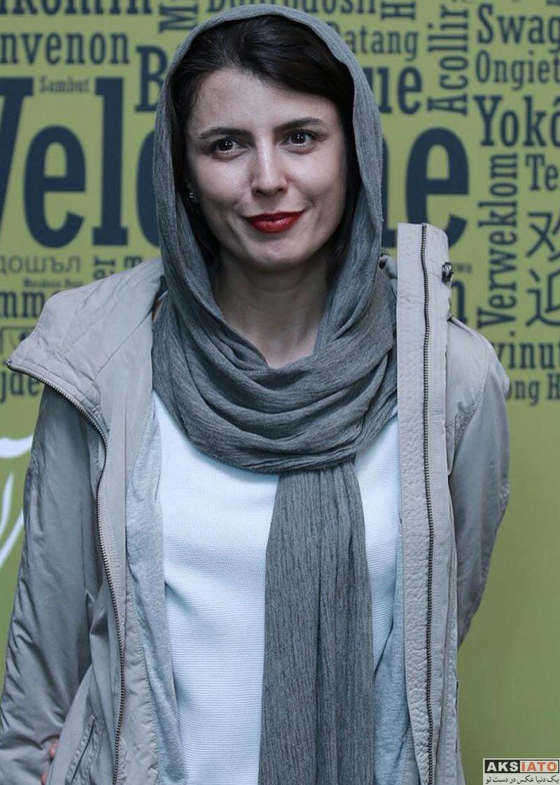 جشنواره جهانی فیلم فجر  لیلا حاتمی و خانواده اش در 36مین جشنواره جهانی فیل فجر (6 عکس)