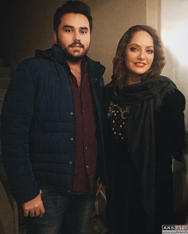 بازیگران بازیگران زن ایرانی  عکس های جدید مهناز افشار در فروردین ماه 97 (6 تصویر)