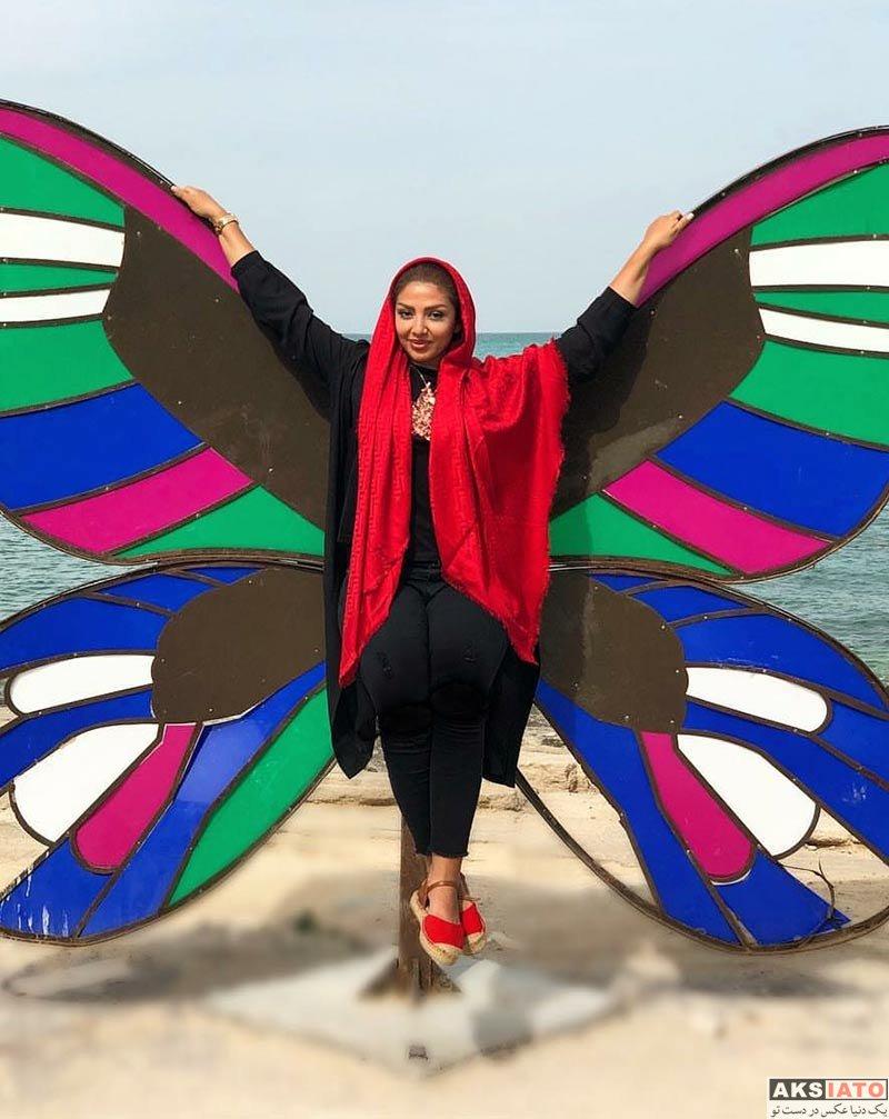 بازیگران بازیگران زن ایرانی  عکس های مهسا کامیابی در فروردین ماه 97 (۸ تصویر)