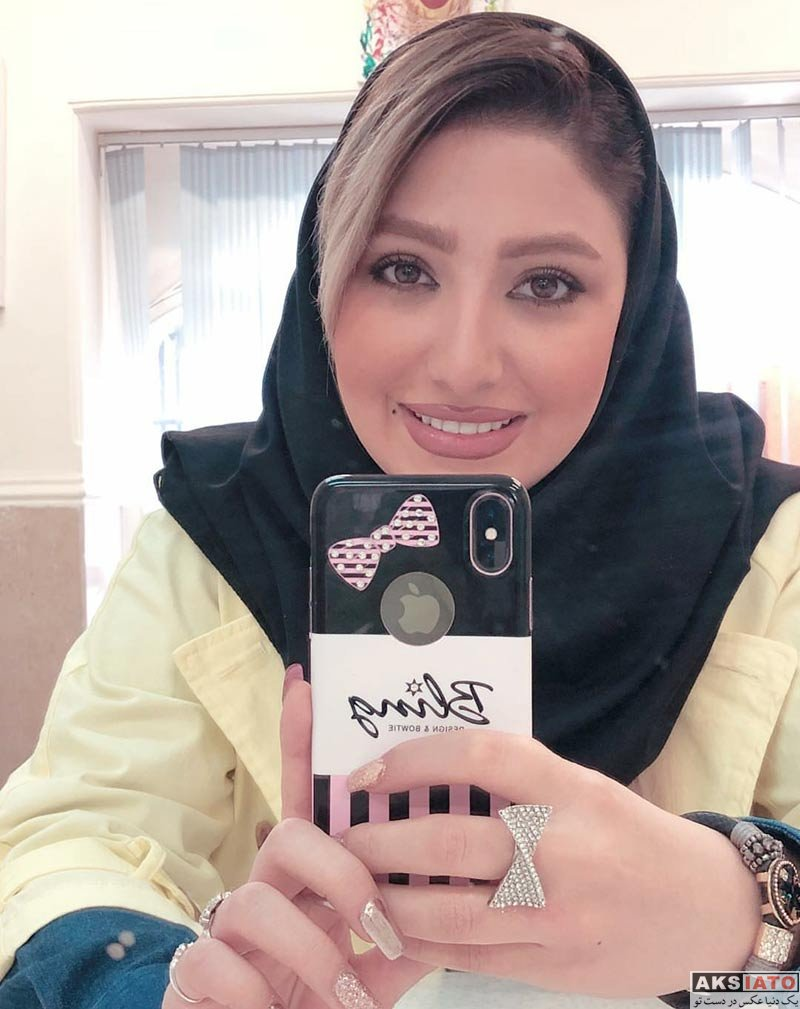 بازیگران بازیگران زن ایرانی  عکس های جدید مهسا کاشف در فروردین ماه ۹۷ (10 تصویر)