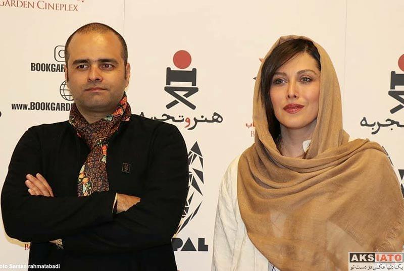 بازیگران بازیگران زن ایرانی  مهتاب کرامتی در اکران افتتاحیه فیلم کوپال (۶ عکس)
