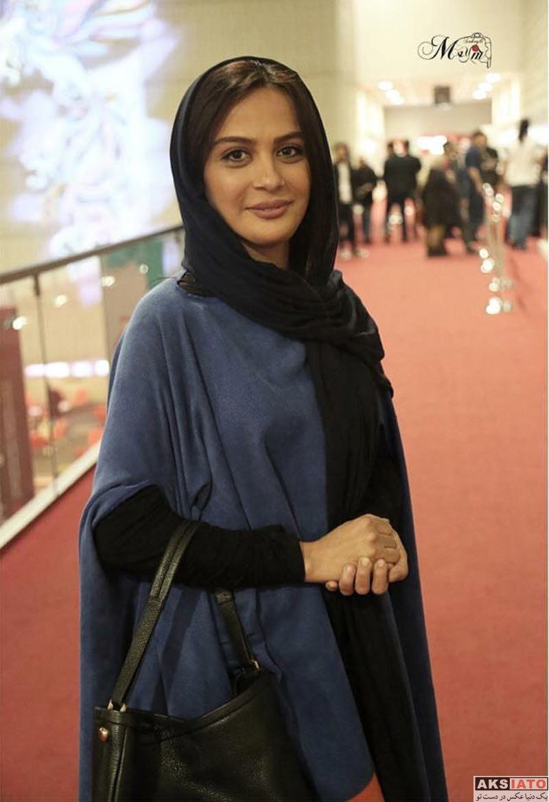 جشنواره جهانی فیلم فجر  مارال فرجاد در روز پنجم ۳۶مین جشنواره جهانی فیلم فجر (3 عکس)