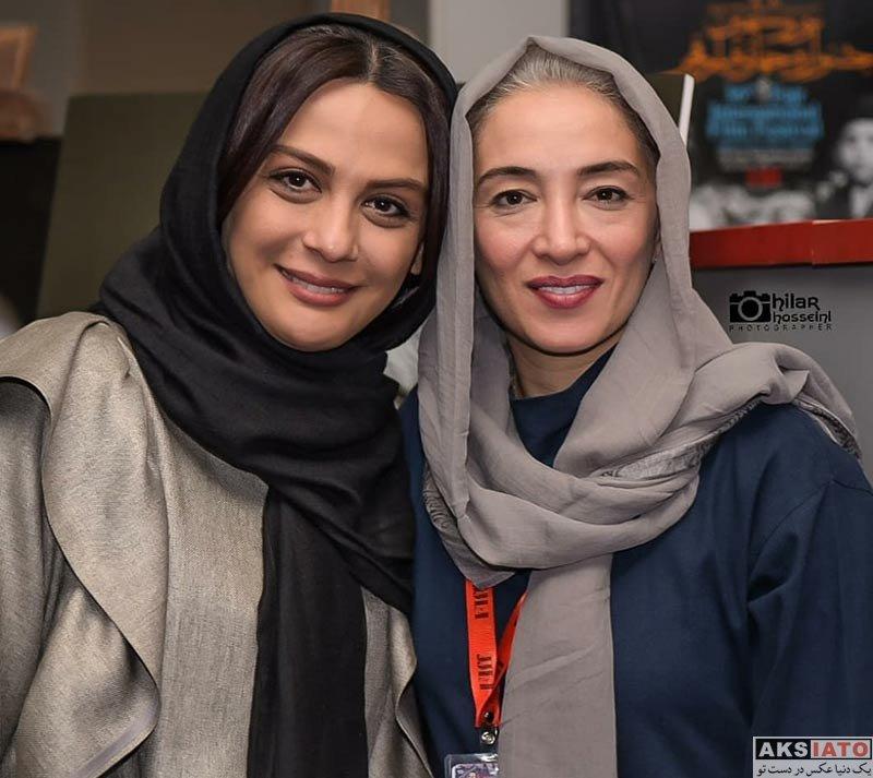 جشنواره جهانی فیلم فجر  مارال فرجاد در روز ششم ۳۶مین جشنواره جهانی فیلم فجر (۳ عکس)