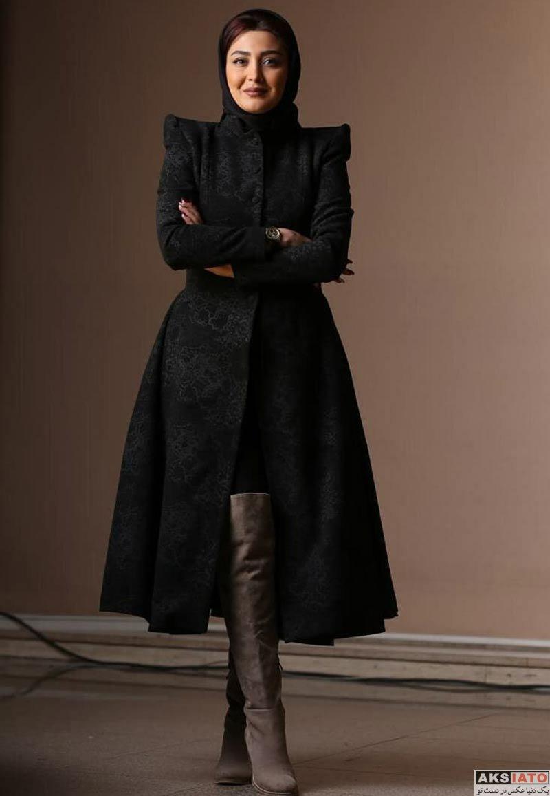 بازیگران بازیگران زن ایرانی  عکس های مدلینگ مریم معصومی برای مزون لباس (3 عکس)