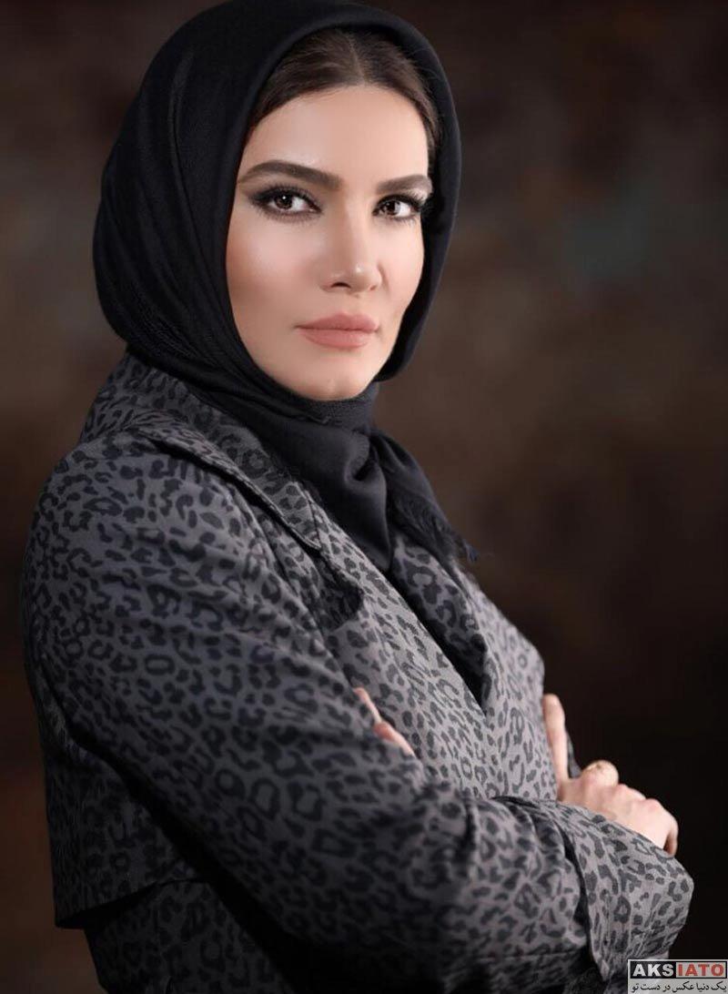 بازیگران بازیگران زن ایرانی  عکس های متین ستوده در فروردین ماه 97 (8 تصویر)