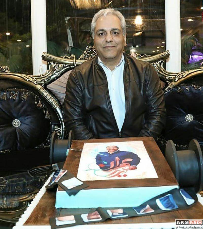 بازیگران بازیگران مرد ایرانی جشن تولد ها  جشن تولد 51 سالگی مهران مدیری با حضور هنرمندان (6 عکس)