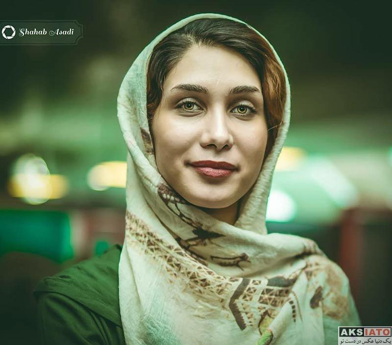 جشنواره جهانی فیلم فجر  محدثه حیرت در سی و ششمین جشنواره جهانی فیلم فجر (۳ عکس)