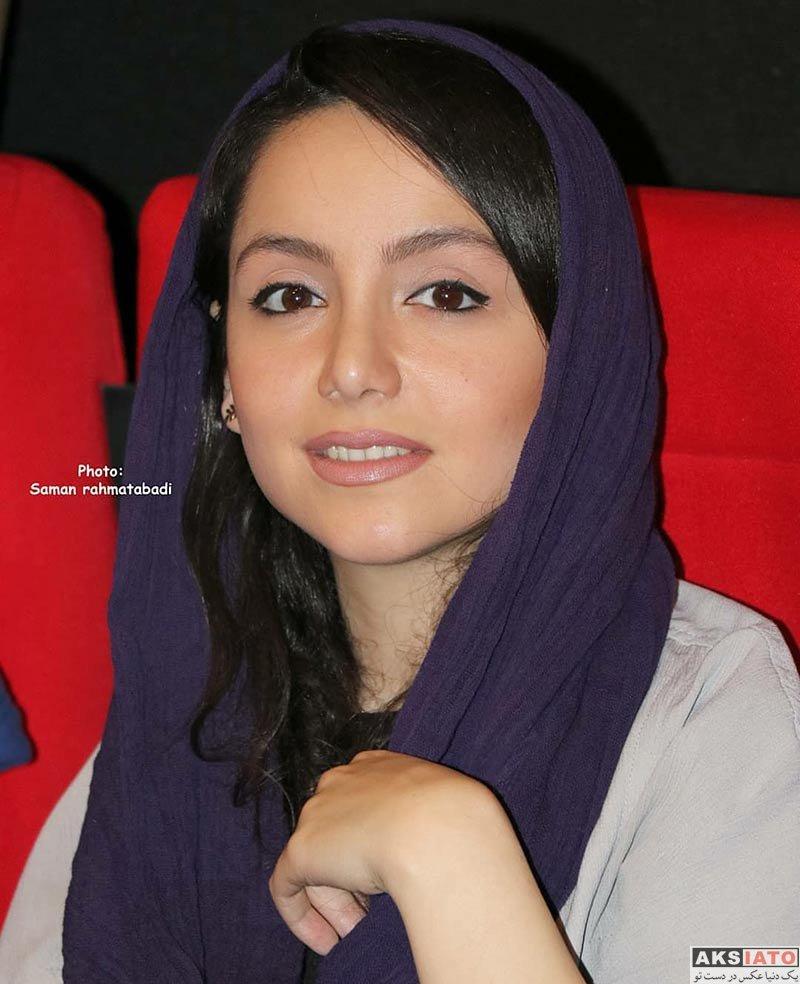 بازیگران بازیگران زن ایرانی نازنین بیاتی در اکران مردمی فیلم لاتاری (6 عکس)