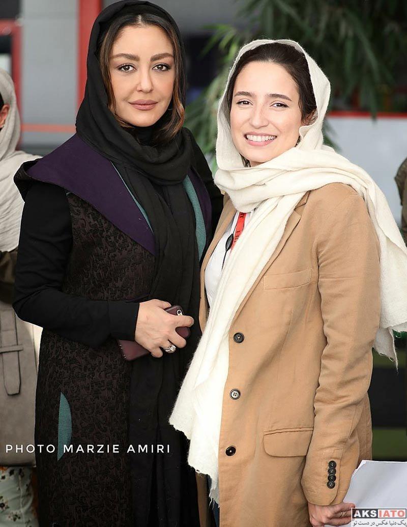 جشنواره جهانی فیلم فجر  نگار جواهریان در روز دوم در ۳۶مین جشنواره جهانی فیلم فجر (4 عکس)