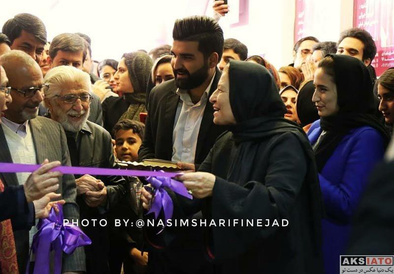 بازیگران بازیگران زن ایرانی  نگار جواهریان در افتتاحیه جشنواره فیلم یزد