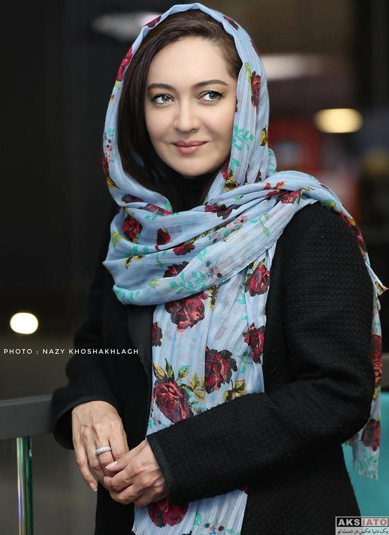 جشنواره جهانی فیلم فجر  نیکی کریمی در سی و ششمین جشنواره جهانی فیلم فجر (6 عکس)