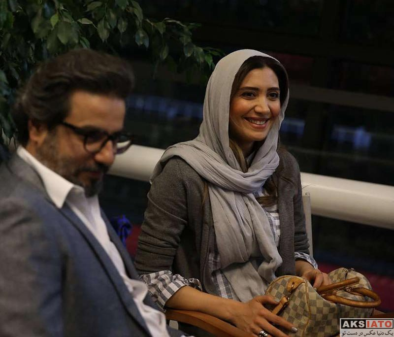 جشنواره جهانی فیلم فجر  نیکی مظفری در سی و ششمین جشنواره جهانی فیلم فجر (5 عکس)